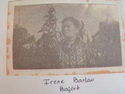 Irene <i>Barlow</i> Bogert