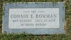 Connie E Bowman