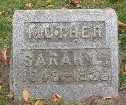 Sarah Lorraine <i>Caryl</i> Anthony