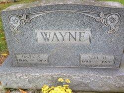 Hazel Victor <i>Fenstermaker</i> Wayne