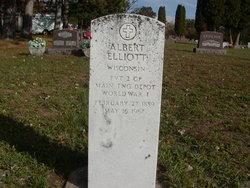 Pvt Albert Elliott