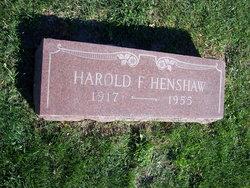 Harold Franklin Henshaw