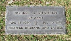 Robert Alfred Shaheen