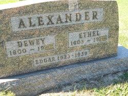 Dewey Alexander