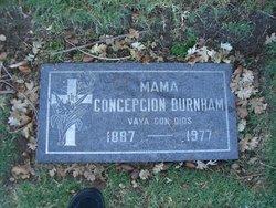Concepcion Burnham