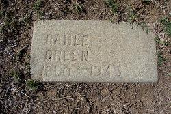 Rahle <i>Loewenstein</i> Green