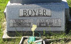 Margaret I <i>Kovacs</i> Boyer