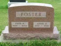 Abbie <i>Overstreet</i> Foster