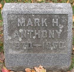 Mark Harvey Anthony