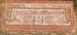 Grace B <i>Boyd</i> Moldenhauer