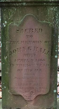 John G. Hall