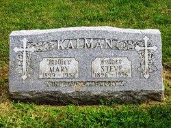 Stephen Kalman, Sr