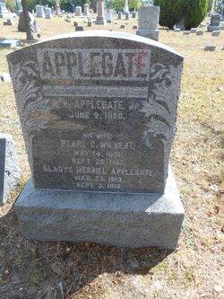 Reuben H. Applegate