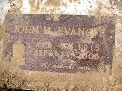 John Michael Evanoff