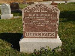 Nimrod Utterback
