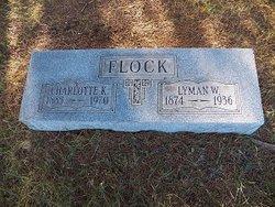 Charlotte K Lottie <i>Mickelson</i> Flock