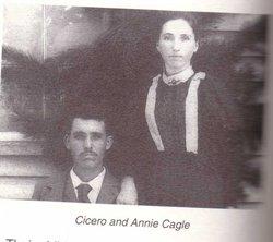 Annie Mahala <i>Townsend</i> Cagle