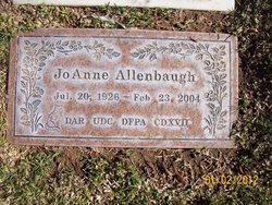 JoAnne <i>Whitson</i> Allenbaugh