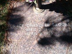 Grace <i>Chandler</i> Brooks