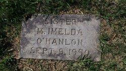 Sr Mary Imelda O'Hanlon