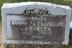 Kizzie <i>Parmenter</i> Anderson