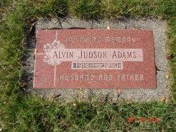 Alvin Judson Adams