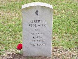 Albert J Sedlacek, Sr