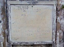 Marie Marthe <i>DeVince</i> Bienvenu