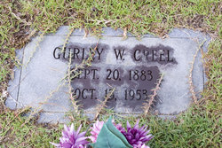 Gurley Washington Creel