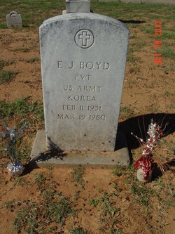 E. J. Bearcat Boyd