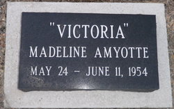 Madeline Victoria Amyotte