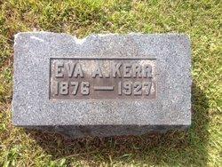 Eva A Kerr