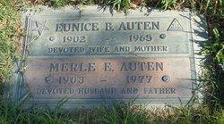 Eunice B Auten