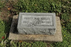 Esther Mae <i>Beaver</i> Ashley