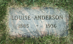 Louise <i>Mueller</i> Anderson