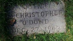 Sr Mary Christopher O'Dowd
