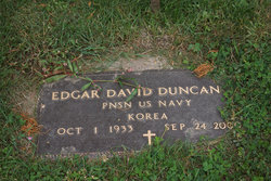 Edgar David Duncan, Jr