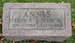 Lucy T. <i>Thayer</i> Annis