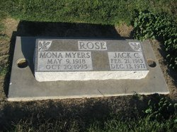 Audrey Mona Rose