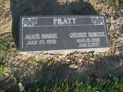 Alice Marie Pratt