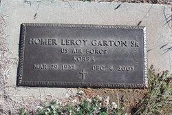 Homer Leroy Garton, Sr
