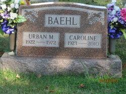 Caroline <i>Bittner</i> Baehl