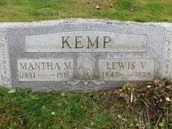 Lewis Valentine Kemp