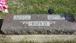 Alvina May <i>Boss</i> Boyd