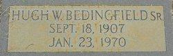 Hugh W. Bedingfield, Sr
