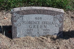 Florence Stella <i>Cook</i> Green