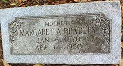 Margaret Ann Maggie <i>Blakeman</i> Bradley