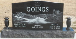 Fred Goings
