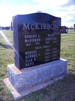 Robert James McKibbon