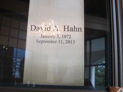 David Allen Hahn